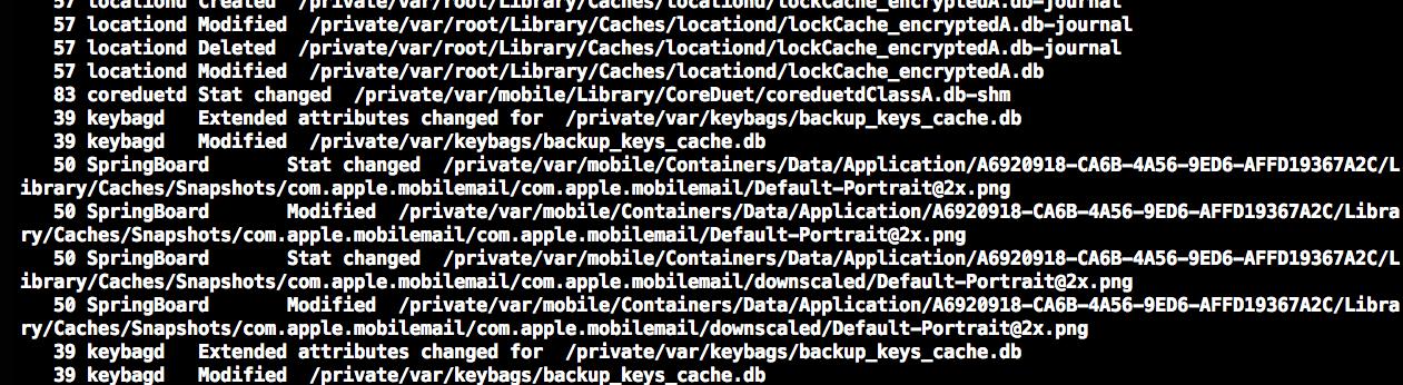 iphone linux binaries